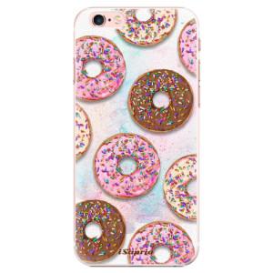 Plastové pouzdro iSaprio Donuts 11 na mobil Apple iPhone 6 Plus/6S Plus