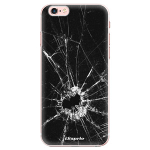 Plastové pouzdro iSaprio Broken Glass 10 na mobil Apple iPhone 6 Plus/6S Plus