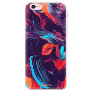 Plastové pouzdro iSaprio Color Marble 19 na mobil Apple iPhone 6 Plus/6S Plus