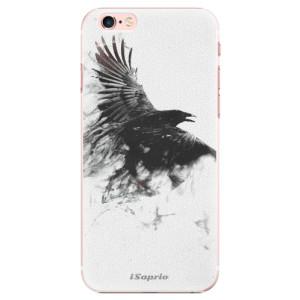 Plastové pouzdro iSaprio Dark Bird 01 na mobil Apple iPhone 6 Plus/6S Plus