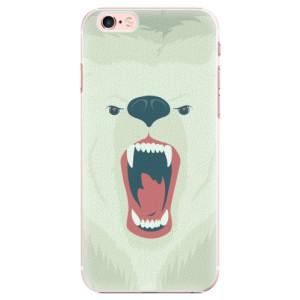 Plastové pouzdro iSaprio Angry Bear na mobil iPhone 6 Plus/6S Plus