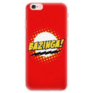 Plastové pouzdro iSaprio Bazinga 01 na mobil Apple iPhone 6 Plus/6S Plus