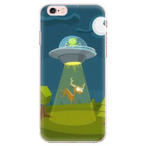 Plastové pouzdro iSaprio Alien 01 na mobil iPhone 6 Plus/6S Plus