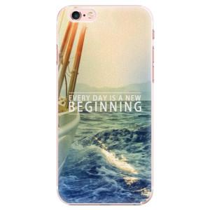 Plastové pouzdro iSaprio Beginning na mobil Apple iPhone 6 Plus/6S Plus