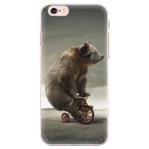 Plastové pouzdro iSaprio Bear 01 na mobil Apple iPhone 6 Plus/6S Plus