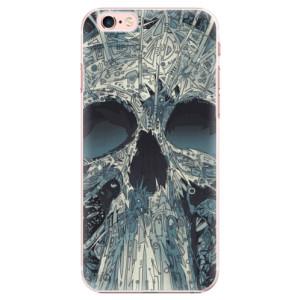 Plastové pouzdro iSaprio Abstract Skull na mobil iPhone 6 Plus/6S Plus