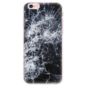 Plastové pouzdro iSaprio Cracked na mobil Apple iPhone 6 Plus/6S Plus