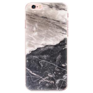 Plastové pouzdro iSaprio BW Marble na mobil Apple iPhone 6 Plus/6S Plus