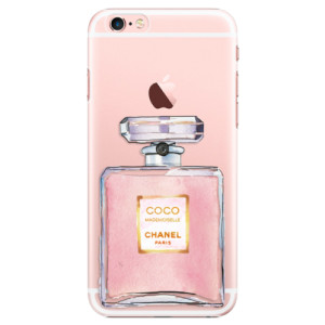 Plastové pouzdro iSaprio Chanel Rose na mobil Apple iPhone 6 Plus/6S Plus