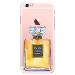 Plastové pouzdro iSaprio Chanel Gold na mobil Apple iPhone 6 Plus/6S Plus