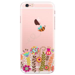 Plastové pouzdro iSaprio Bee 01 na mobil Apple iPhone 6 Plus/6S Plus