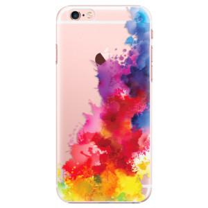 Plastové pouzdro iSaprio Color Splash 01 na mobil Apple iPhone 6 Plus/6S Plus