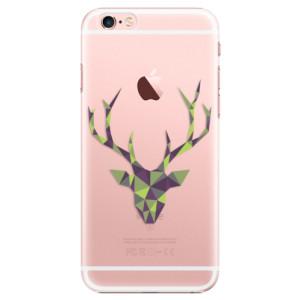 Plastové pouzdro iSaprio Deer Green na mobil Apple iPhone 6 Plus/6S Plus