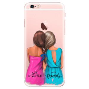Plastové pouzdro iSaprio Best Friends na mobil Apple iPhone 6 Plus/6S Plus