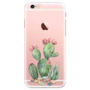 Plastové pouzdro iSaprio Cacti 01 na mobil Apple iPhone 6 Plus/6S Plus