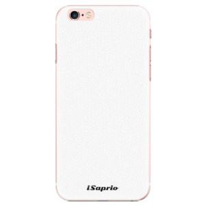 Plastové pouzdro iSaprio 4Pure bílé na mobil iPhone 6 Plus/6S Plus