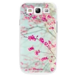 Plastové pouzdro iSaprio Blossom 01 na mobil Samsung Galaxy S3