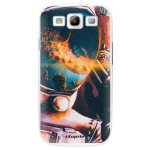 Plastové pouzdro iSaprio Astronaut 01 na mobil Samsung Galaxy S3