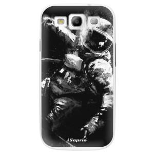 Plastové pouzdro iSaprio Astronaut 02 na mobil Samsung Galaxy S3
