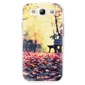 Plastové pouzdro iSaprio Bench 01 na mobil Samsung Galaxy S3