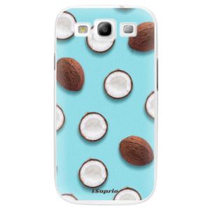 Plastové pouzdro iSaprio Coconut 01 na mobil Samsung Galaxy S3