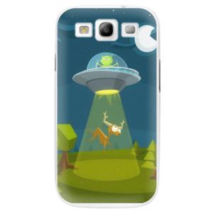 Plastové pouzdro iSaprio Alien 01 na mobil Samsung Galaxy S3