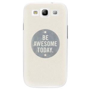 Plastové pouzdro iSaprio Awesome 02 na mobil Samsung Galaxy S3