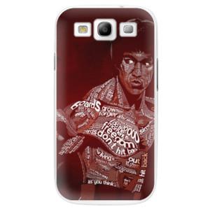 Plastové pouzdro iSaprio Bruce Lee na mobil Samsung Galaxy S3