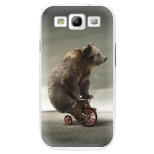 Plastové pouzdro iSaprio Bear 01 na mobil Samsung Galaxy S3