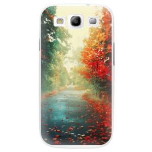 Plastové pouzdro iSaprio Autumn 03 na mobil Samsung Galaxy S3