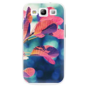 Plastové pouzdro iSaprio Autumn 01 na mobil Samsung Galaxy S3