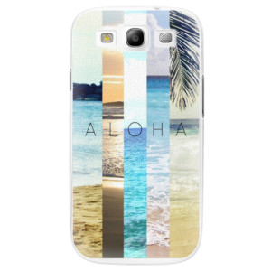 Plastové pouzdro iSaprio Aloha 02 na mobil Samsung Galaxy S3