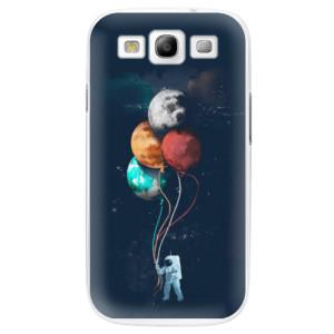 Plastové pouzdro iSaprio Balloons 02 na mobil Samsung Galaxy S3