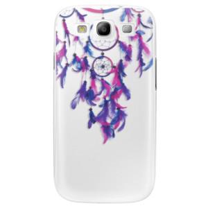 Plastové pouzdro iSaprio Dreamcatcher 01 na mobil Samsung Galaxy S3
