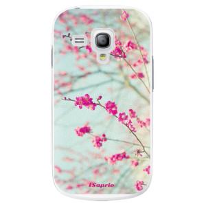 Plastové pouzdro iSaprio Blossom 01 na mobil Samsung Galaxy S3 Mini
