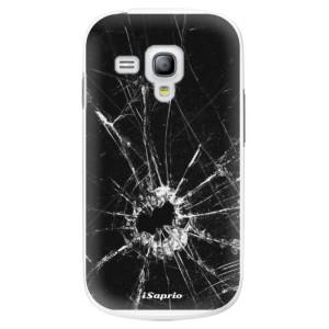Plastové pouzdro iSaprio Broken Glass 10 na mobil Samsung Galaxy S3 Mini