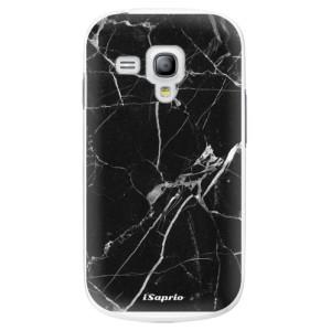Plastové pouzdro iSaprio Black Marble 18 na mobil Samsung Galaxy S3 Mini