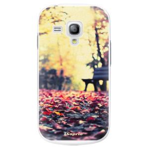Plastové pouzdro iSaprio Bench 01 na mobil Samsung Galaxy S3 Mini