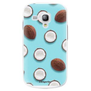 Plastové pouzdro iSaprio Coconut 01 na mobil Samsung Galaxy S3 Mini