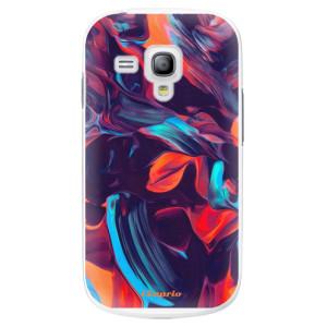 Plastové pouzdro iSaprio Color Marble 19 na mobil Samsung Galaxy S3 Mini