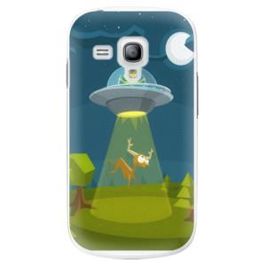 Plastové pouzdro iSaprio Alien 01 na mobil Samsung Galaxy S3 Mini