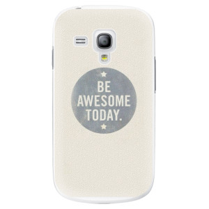 Plastové pouzdro iSaprio Awesome 02 na mobil Samsung Galaxy S3 Mini