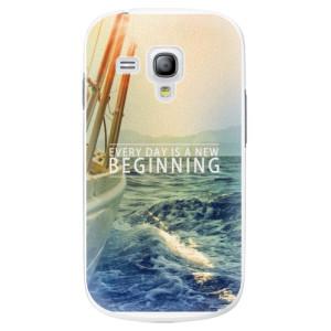 Plastové pouzdro iSaprio Beginning na mobil Samsung Galaxy S3 Mini