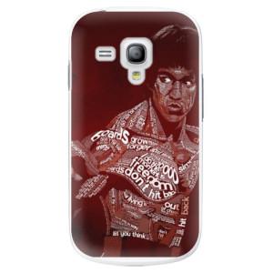 Plastové pouzdro iSaprio Bruce Lee na mobil Samsung Galaxy S3 Mini