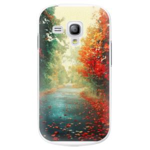 Plastové pouzdro iSaprio Autumn 03 na mobil Samsung Galaxy S3 Mini