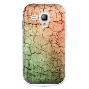 Plastové pouzdro iSaprio Cracked Wall 01 na mobil Samsung Galaxy S3 Mini