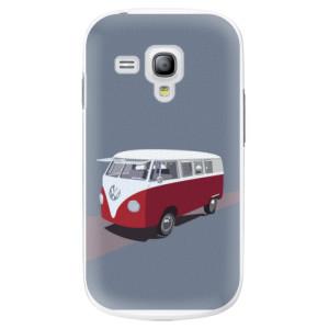 Plastové pouzdro iSaprio VW Bus na mobil Samsung Galaxy S3 Mini
