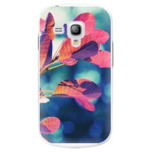 Plastové pouzdro iSaprio Autumn 01 na mobil Samsung Galaxy S3 Mini
