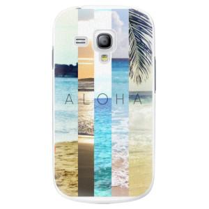 Plastové pouzdro iSaprio Aloha 02 na mobil Samsung Galaxy S3 Mini