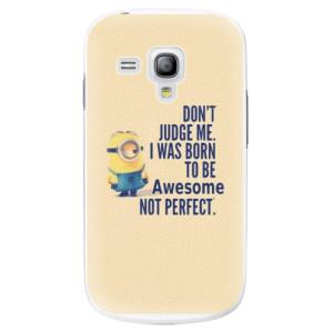 Plastové pouzdro iSaprio Be Awesome na mobil Samsung Galaxy S3 Mini
